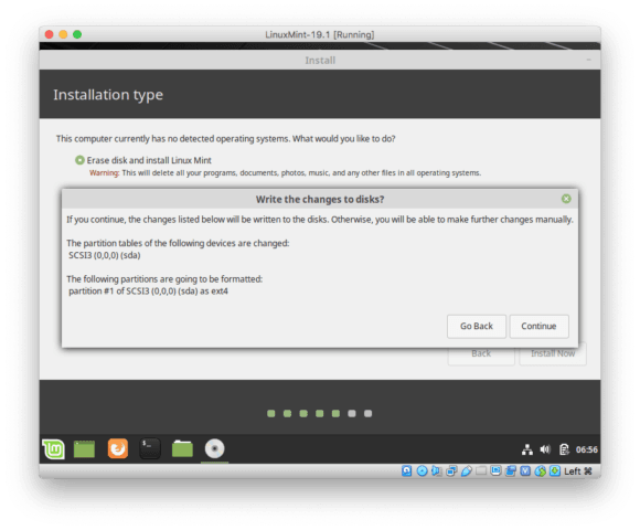 Install Linux Mint on VirtualBox